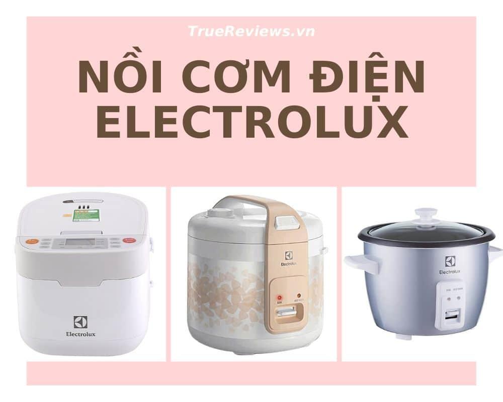 Nồi cơm điện Electrolux