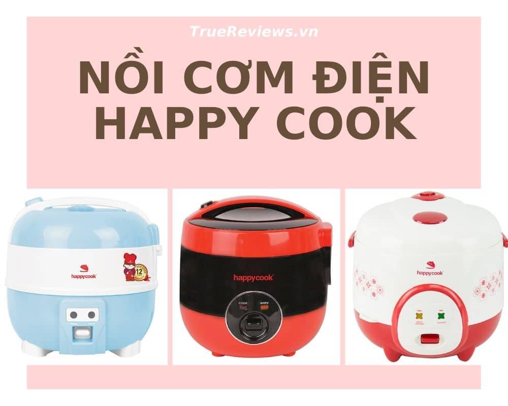 Nồi cơm điện HappyCook