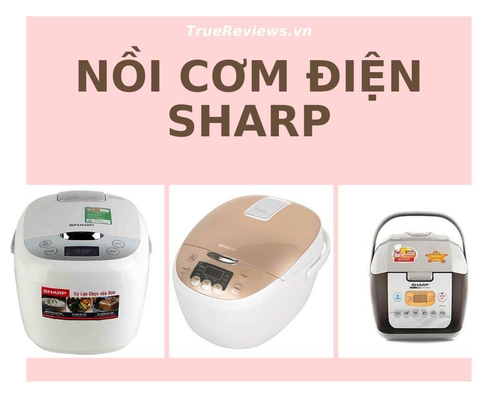 Nồi cơm điện Sharp