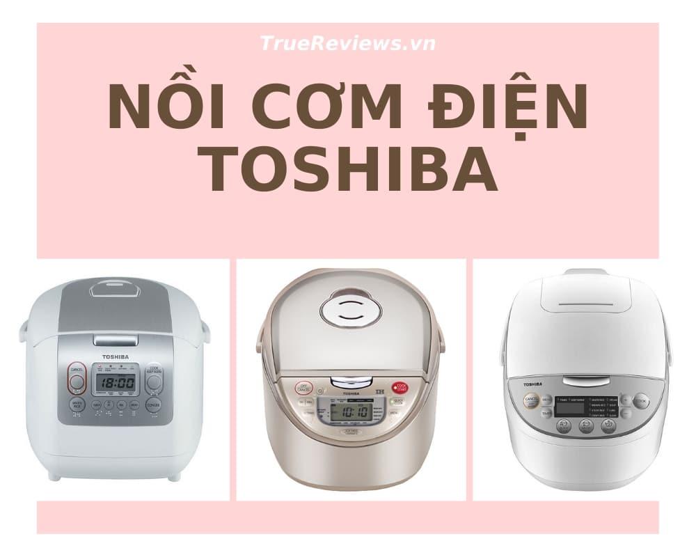 Nồi cơm điện Toshiba