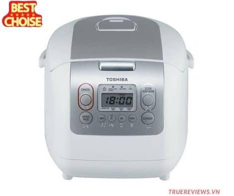 Nồi cơm điện tử Toshiba RC-10NMFVN (WT)