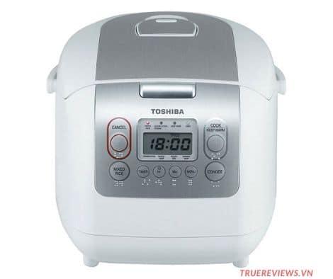 Nồi cơm điện tử Toshiba RC-18NMFVN(WT)